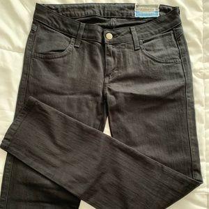 Siwy Jeans - Siwy Hannah Slim Crop In black